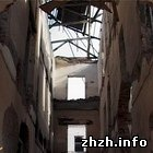 Экономика: Бердичевляне разобрали военную часть на стройматериалы. ФОТО