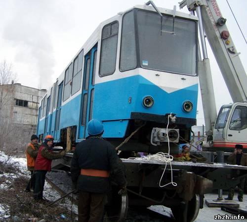 Нові житомирські трамваї