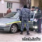 При получении взятки спецслужбы задержали ГАИшника из Житомира