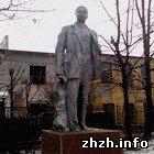 Влада Житомира проводить інтернет-опитування про демонтаж пам'ятника Леніну