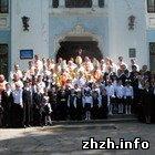 В кафедральном соборе Житомира отпраздновали юбилей служения сестер