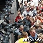 Спорт: На Олимпийском фанаты устроили массовые беспорядки. ФОТО