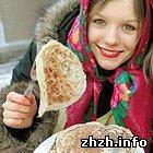 Жители Житомира празднуют Масленицу. ФОТО