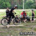 Спорт: На Житомирщине прошли соревнования по велосипедному туризму. ФОТО
