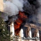 Происшествия: В результате пожара в Житомире погибла 61-летняя женщина