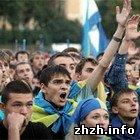 В Житомире финал Кубка УЕФА покажут на большом экране