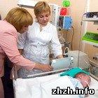 Житомирская детская больница получила медоборудование для новорожденных. ФОТО