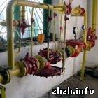 Житомир: В Житомире постепенно возобновляют горячее водоснабжение