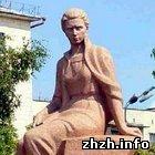 Культура: На месте демонтированного памятника Ленину установлен бюст Леси Украинки
