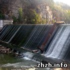 Житомир: Из-за аварии на плотине Житомир может оказаться под водой