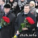 Общество: Янукович поздравил украинцев с Международным днем солидарности трудящихся