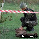 Взрывы под Житомиром: МЧС уничтожило 95 снарядов