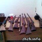 Криминал: В конвертационном центре налоговики изъяли огнестрельное оружие и антиквариат. ФОТО