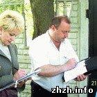 Хозяев частного сектора в Житомире штрафуют за нарушения правил благоустройства. ФОТО