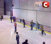 У Житомирі відкрили школу фігурного катання та хокею