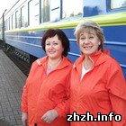 В Житомире бабушки Илинишна и Петровна агитируют пользоваться интернетом