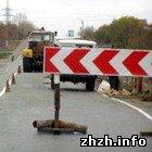Общество: В Житомире перекроют движение автотранспорта в направлении Коростеня