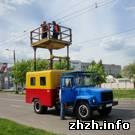 Происшествия: Троллейбусная линия на Корбутовке на 1,5 часа осталась без электричества. ФОТО