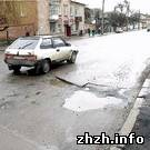 Власть: Житомир должен строить дороги на «бетонной подушке» - Шелудченко