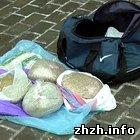 Криминал: Парень пытался продать в Житомире 50 стаканов маковой соломки. ФОТО