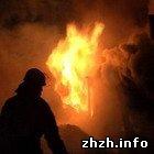 У Житомирській області жінка спалила себе живцем