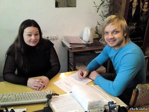 Игорь Воевуцкий публично задекларировал свои доходы в Житомире