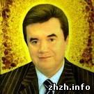 В Житомире продают портреты Януковича, сделанные из янтаря. ФОТО