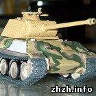 Культура: В Житомире открылась уникальная выставка макетов военной техники