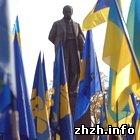 Происшествия: В Новоград-Волынске подрались митингующие коммунисты и националисты