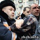 Происшествия: В Житомире задержали пьяного таксиста попавшего в ДТП