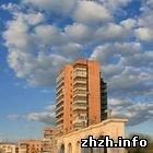 Наука: Погода. Завтра в Житомире переменная облачность днем небольшой дождь