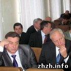 Власть: Некоторые житомирские депутаты не ходят на сессии облсовета - Француз