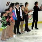 Спорт: В Житомире открыли школу фигурного катания и хоккея