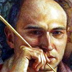 В Художественном салоне Житомира открылась выставка картин Юрия Камышного