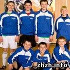 Спорт: Команда школы №24 из Житомира побывала на футбольном матче в Берлине