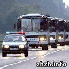 Общество: Из Житомира в Киев едут автобусы с поддержкой Януковича