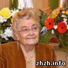 В Житомире умерла известная цветочница-селекционер Нина Мирошниченко