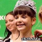 Культура: Ева Гринишина выиграла конкурс «Мини мисс Житомир». ФОТО