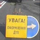 Происшествия: В Житомире столкнулась Таврия с маршруткой. Один человек погиб