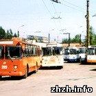 Житомир: В Житомире пятый день не курсируют трамваи и троллейбусы