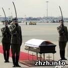 В Житомире отслужили траурную мессу по погибшим в авиакатастрофе под Смоленском