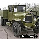 Армия: В Житомире восстановили фронтовой грузовик, который примет участие в параде Победы