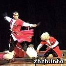 Грузинский национальный балет «Сухишвили» выступил с триумфом в Житомире. ФОТО