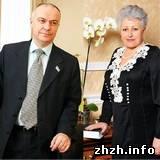 Власть: Шелудченко и Француз поздравили житомирян с Новым годом