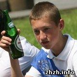В Житомире депутаты планируют запретить продавать пиво лицам до 18 лет