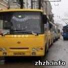 Житомир: Перевозчики Житомира: цена на проезд в маршрутке должна быть 2 гривни 11 копеек