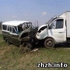 Происшествия: На Житомирщине в результате ДТП пострадали четверо человек. ФОТО