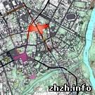 Житомир: Новый генплан. В Житомире построят ещё один мост через Тетерев