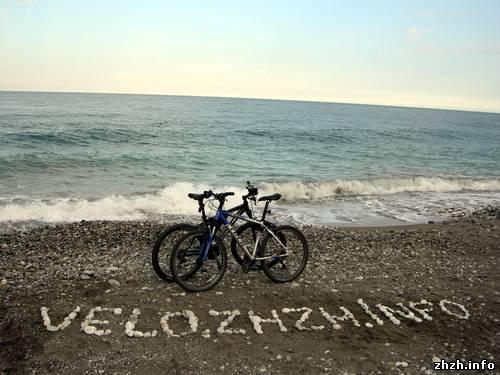 Велопоход в Турцию