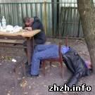 В наркодиспансер Житомира за 2009 год доставлено 70 человек с диагнозом «белая горячка»
